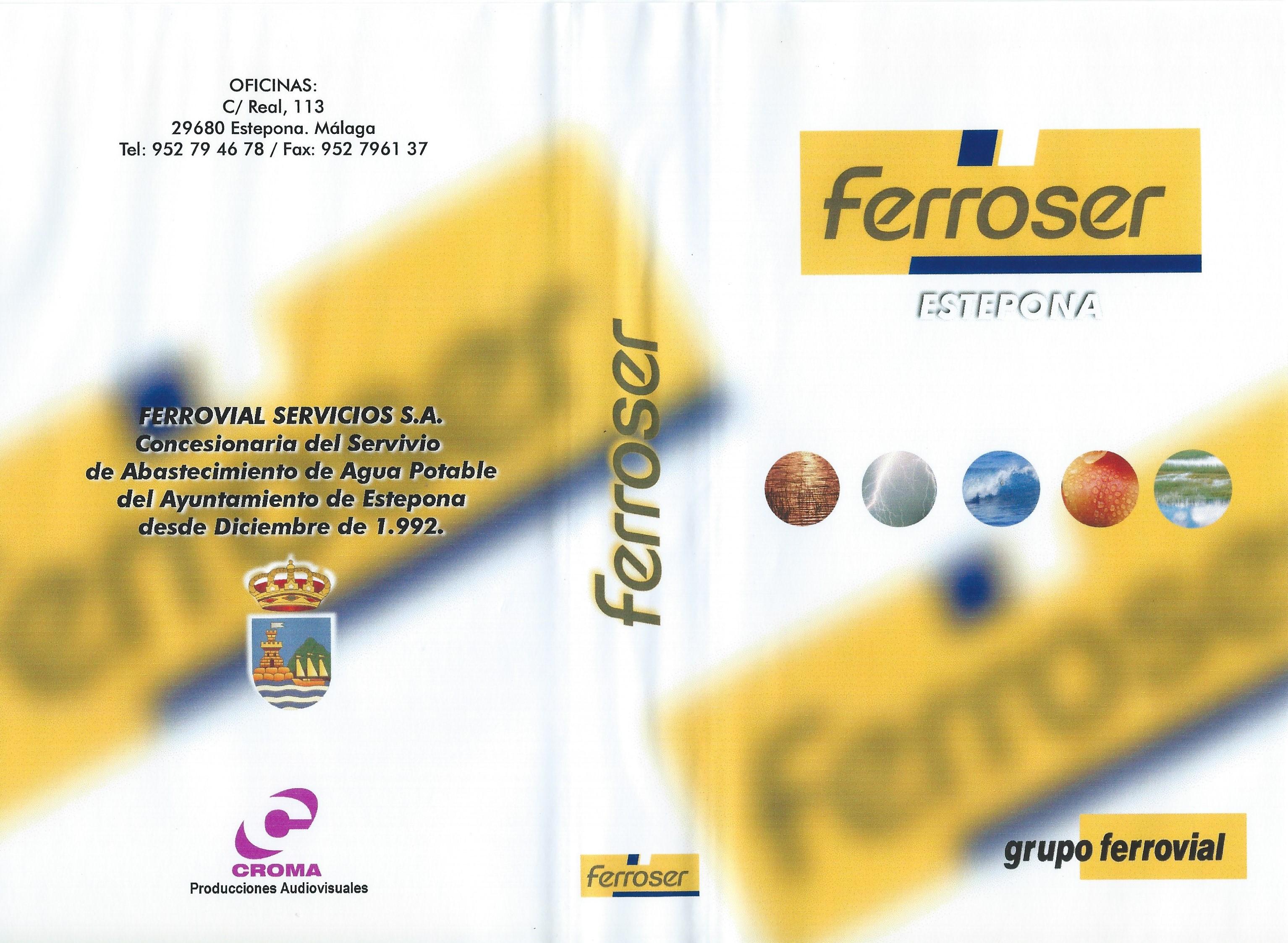 Ferroser (Ferrovial)