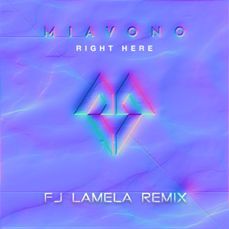 Miavono Right Here FJ Lamela Remix