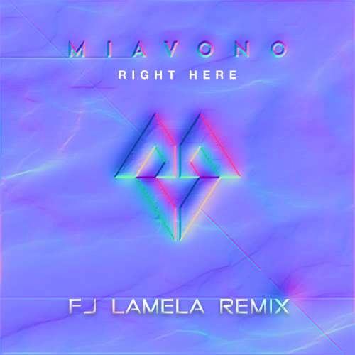 Miavono Right Here FJ Lamela Remix